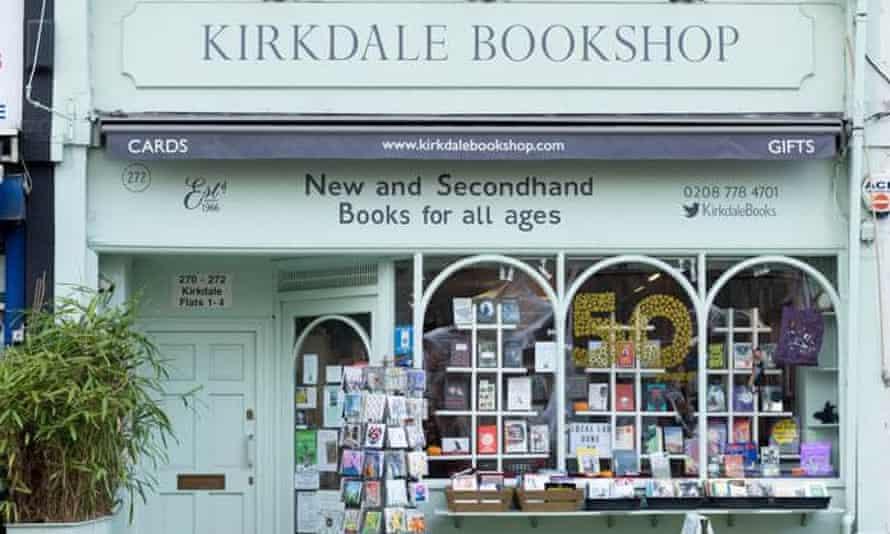 Librería Kirkdale, Londres