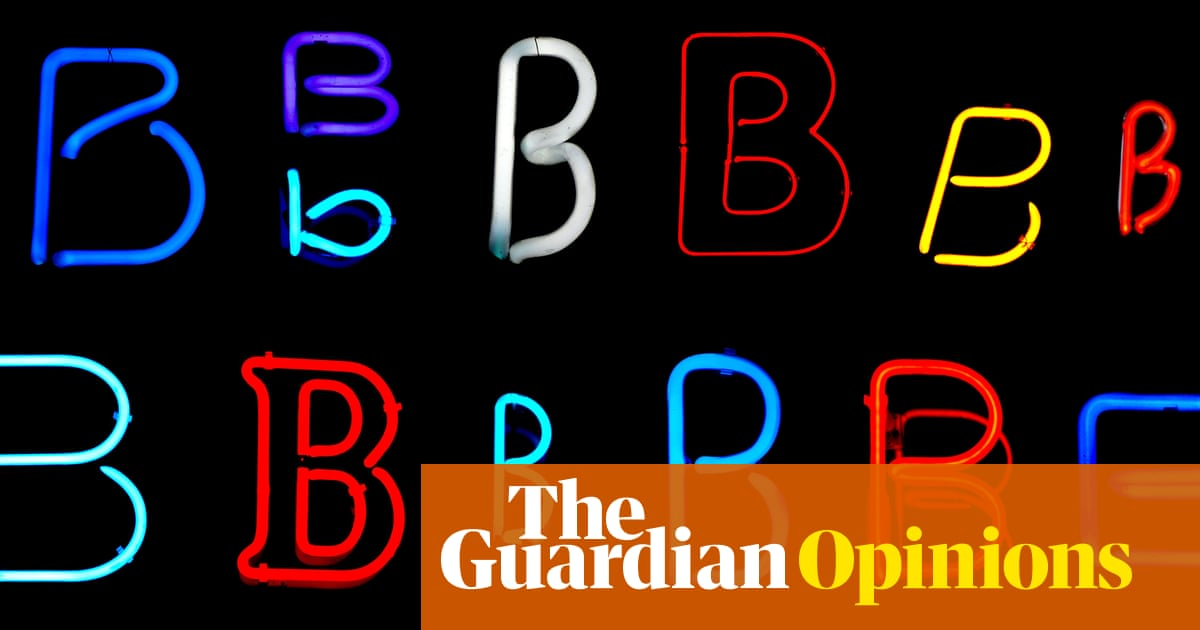 Why I don't believe the word 'black' should always have a capital 'b'
