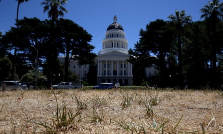 A bill to protect hotel workers is stuck in California's State Capitol in Sacramento