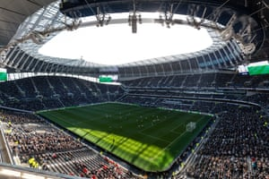 Spurs New Stadium Let S Call It A Home Win Art And