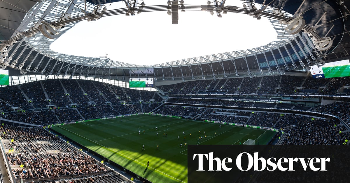 Spurs New Stadium Let S Call It A Home Win Art And Design The Guardian