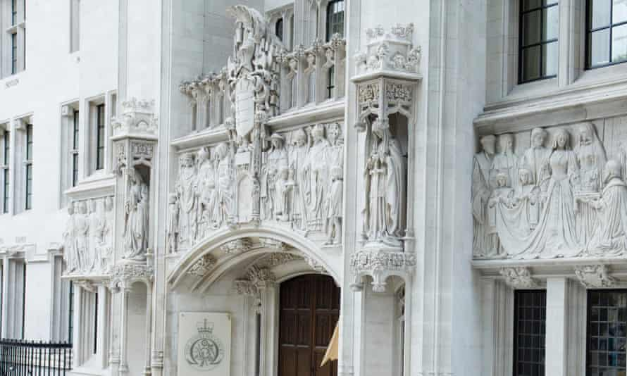 The Supreme Court, Parliament Square, London