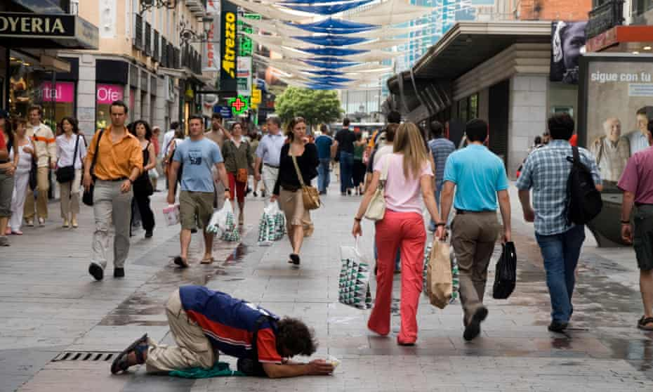 The city where segregation increased the most among the 13 studied was Madrid, not due to an influx of property speculators, but because rather a lack of affordable housing.