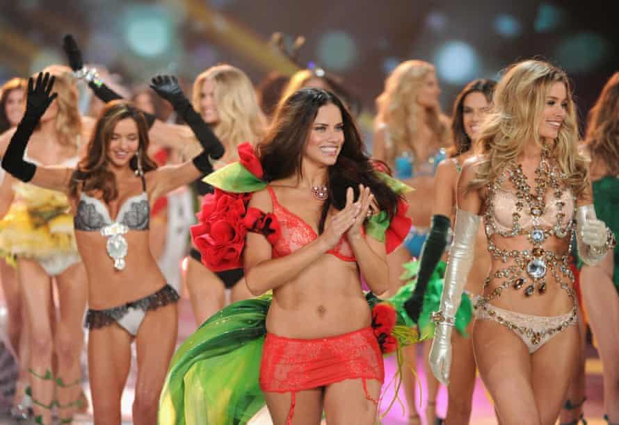 The 2012 Victoria's Secret Fashion Show in New York