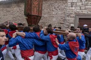 St Giorgio's team