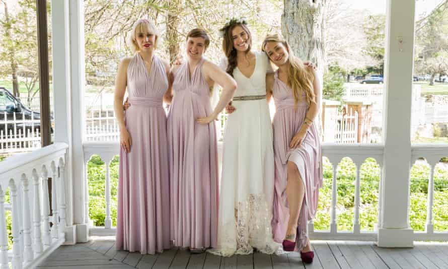 Lena Dunham's TV series Girls.