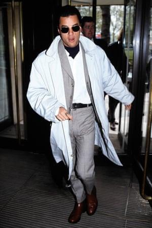 Nick Kamen in 1995