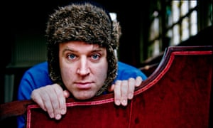 Tim Vine: 'He rattles out gags like Tommy Cooper: the cumulative effect is hilarious.'
