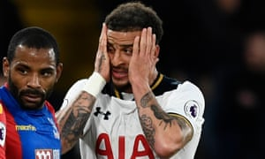 Could Spurs' Kyle Walker be on his way out of north London?