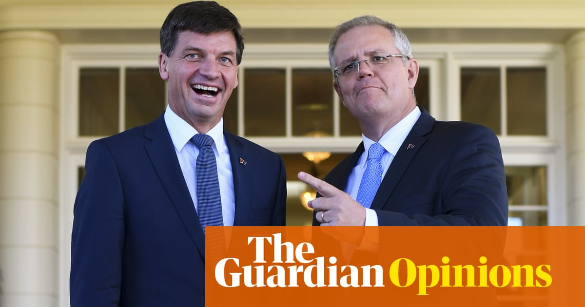 This government is not even pretending to act on climate change any more | Greg Jericho