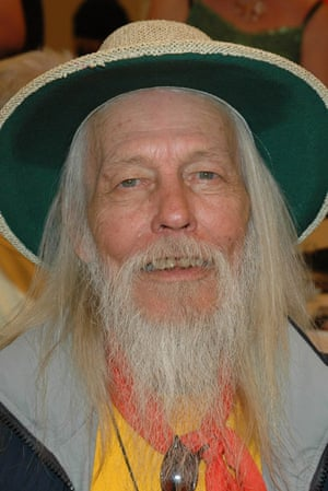George Clayton Johnson during a 2006 Twilight Zone convention