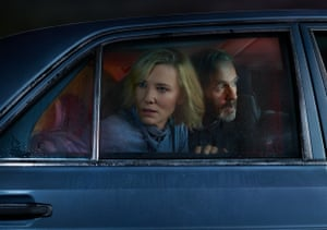 Predator and prey … Blanchett stars with Stephen Dillane in When We Have Sufficiently Tortured Each Other.