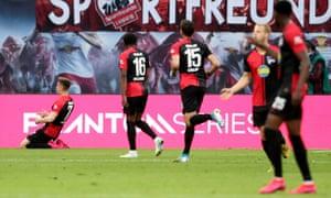 Leipzig v Hertha