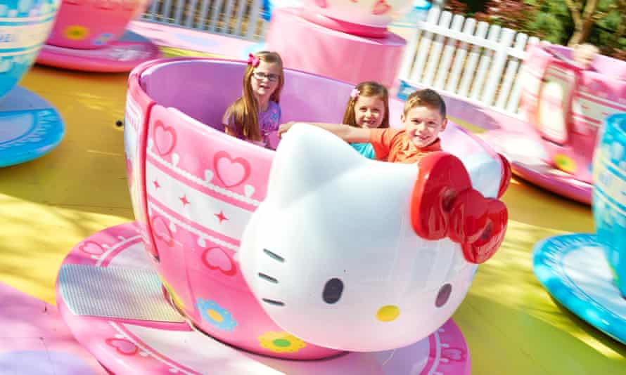 'Perfect for younger cat-lovers': Hello Kitty Secret Garden, East Sussex.