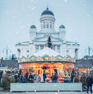 Fairytale festivities: Tuomaan Markkinat – Helsinki's Christmas Market.