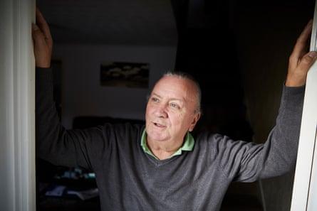 Blackburn resident Ian Goodliffe.