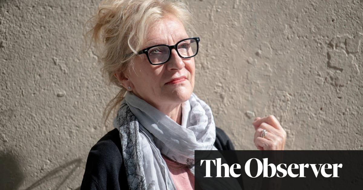 Elizabeth Strout: 'I've thought about death every day since I was 10′