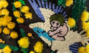 Feathers and flight: birds in Australian fashion | Environment | The