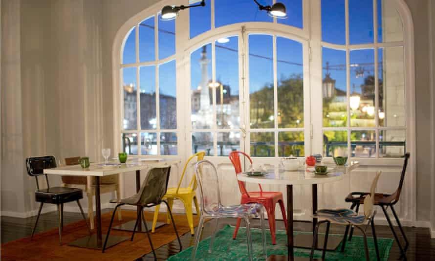 Internacional Design Hotel, Lisbon, Portugal