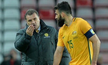 Socceroos captain Mile Jedinak ruled out of crucial World Cup Qualifiers