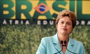 Brazilian president Dilma Rousseff speaks during the launching ceremony of the Person with Disabilities Statute at Planalto Palace in Brasilia.