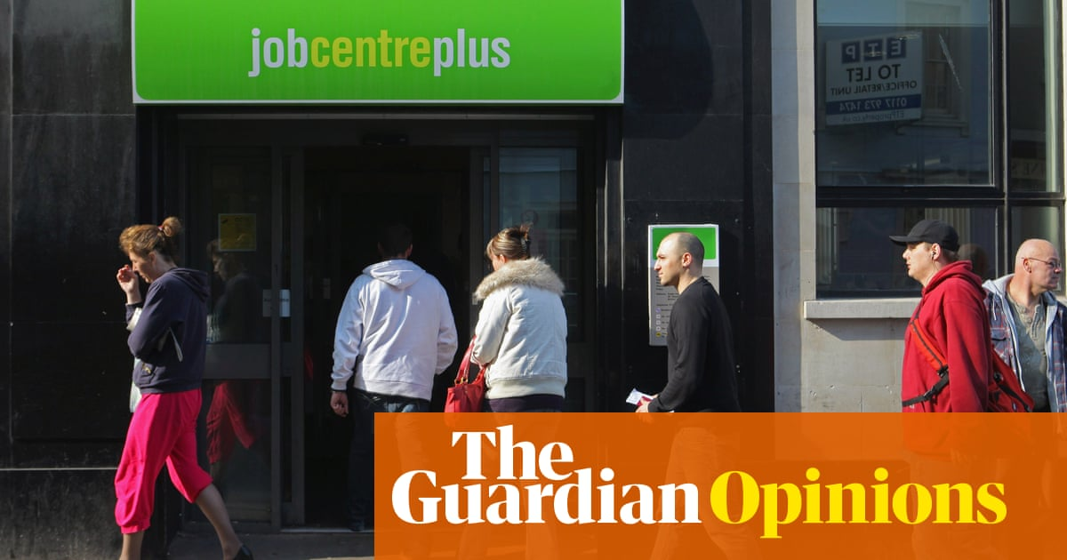 I Volunteer To Help Vulnerable People The Jobcentre Lets Down