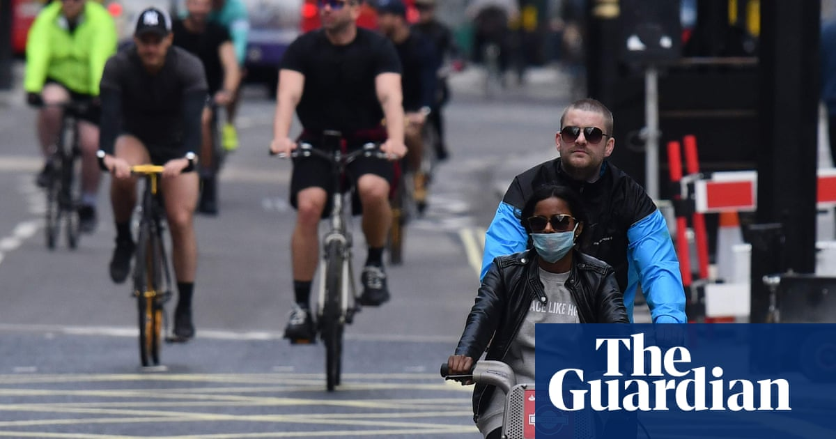 London cycling could increase tenfold after lockdown, says TfL