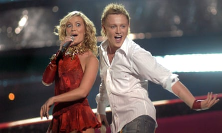 Eurovision Song Contest: UK act Jemini received nul points in 2003