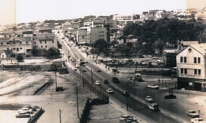 The old coast road (circa 1970)