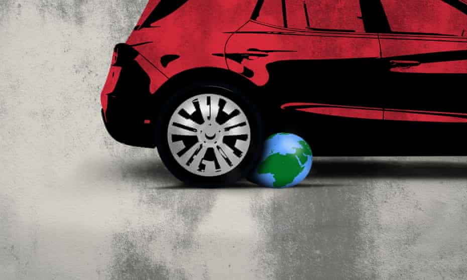 SUVs belch out 700 megatonnes of CO2 annually, around the entire output of the UK and Netherlands combined.