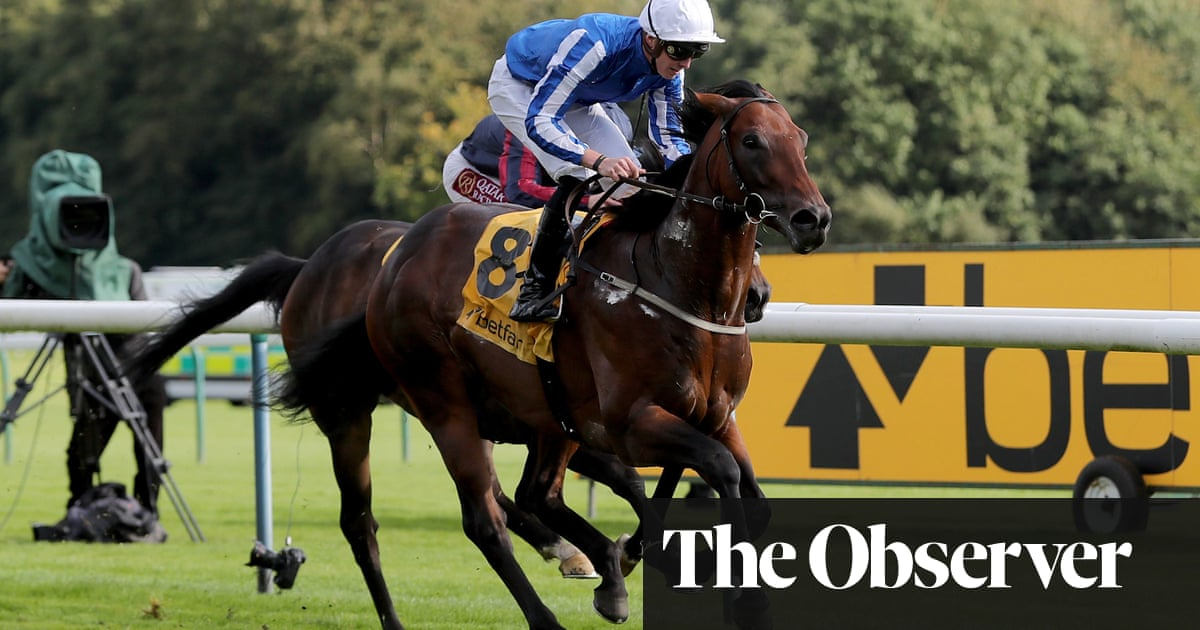 Haydock Sprint Cup victory hands Kevin Ryan a career highlight