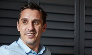Former Manchester United footballer Gary Neville, speaking about the revised proposals for the St Michael's development in Manchester.
