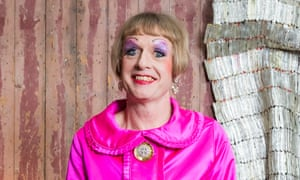 'I nearly joined the army': Grayson Perry.