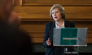 Theresa May delivers a speech on Monday about Britain's relationship with the EU