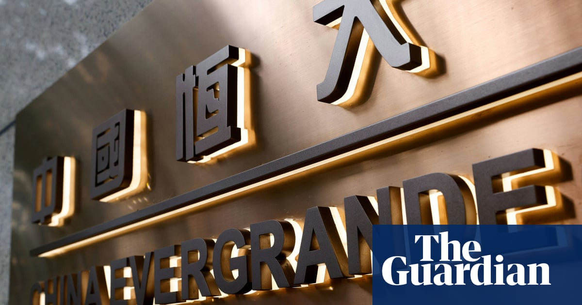 Shares in China property giant Evergrande suspended pending 'major transaction'