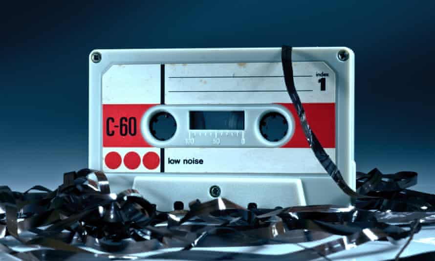 'My soundtrack for that year of perseverance when my friends left' ... the enduring magic of the cassette tape.