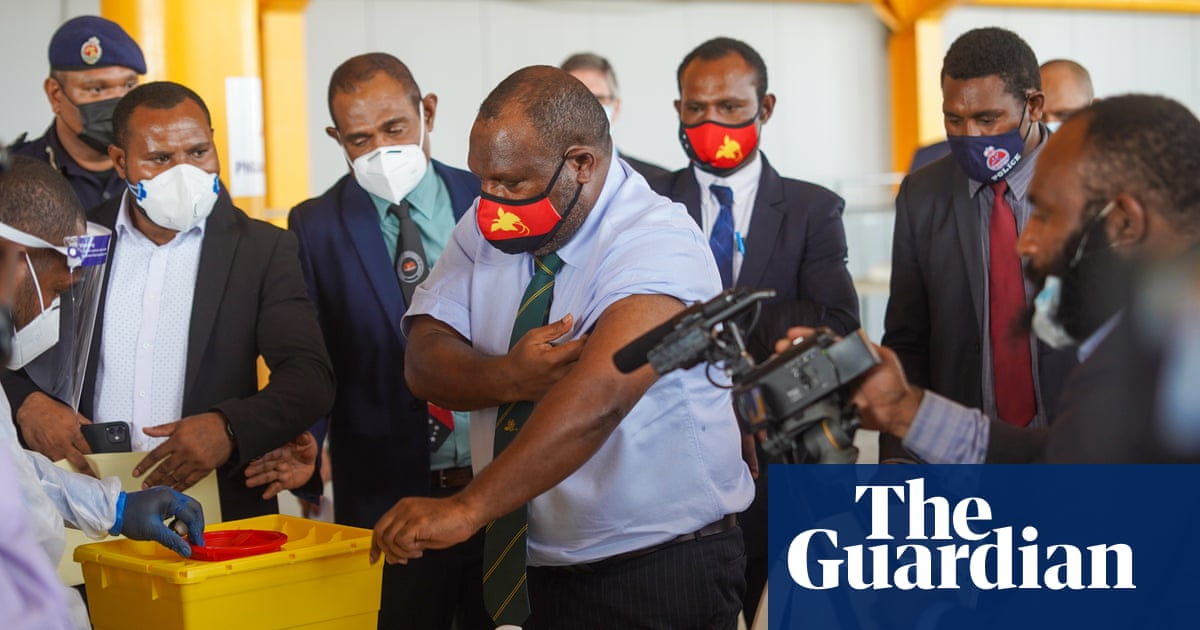 'It's just like flu': Misinformation and fear hamper Papua New Guinea's Covid vaccine rollout