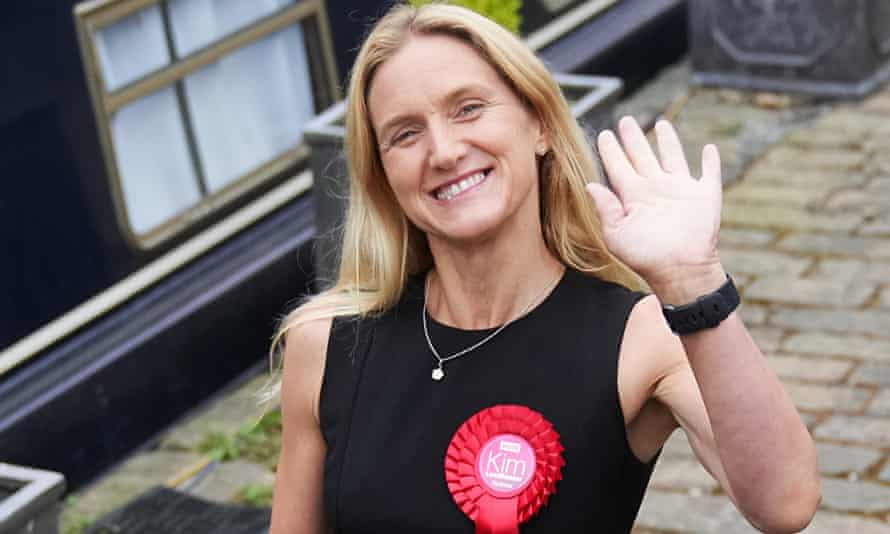 Kim Leadbeater, who saw off challenges from Ryan Stephenson of the Conservatives and George Galloway in a tense campaign.