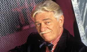 Seymour Cassel in 2000. He never lost his easy grin, always giving the impression that he was sharing a joke with himself.