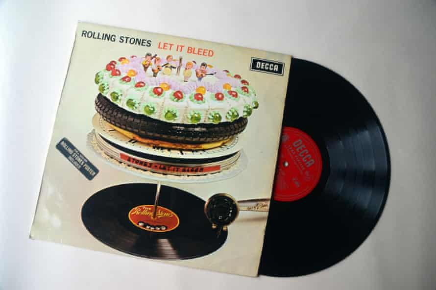 El álbum Let It Bleed de los Rolling Stones
