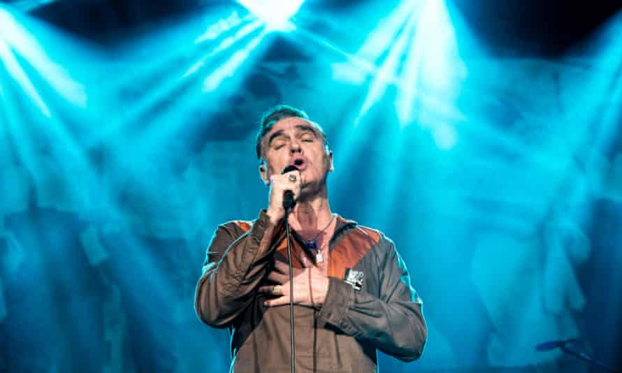 Remain in Light: Morrissey