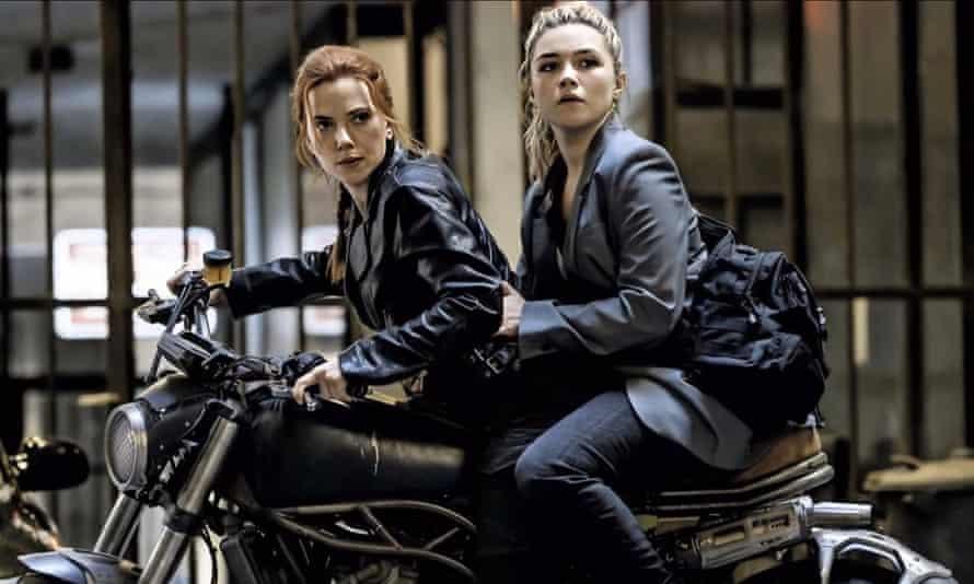 Will Scarlett Johansson's Black Widow take over in 2021?