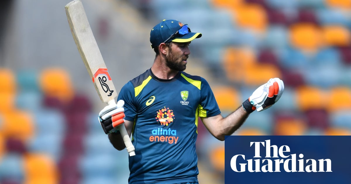 Glenn Maxwell to take break from cricket due to mental health issues