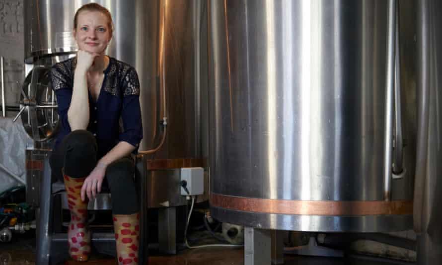 Anna Schwaeble got her first taste of brewing in Sydney on a gap year