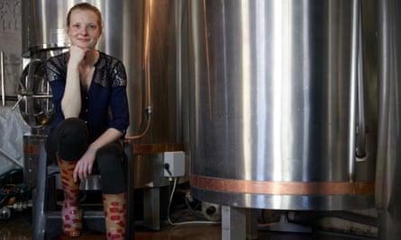 Anna Schwaeble got her first taste of brewing in Sydney on a gap year