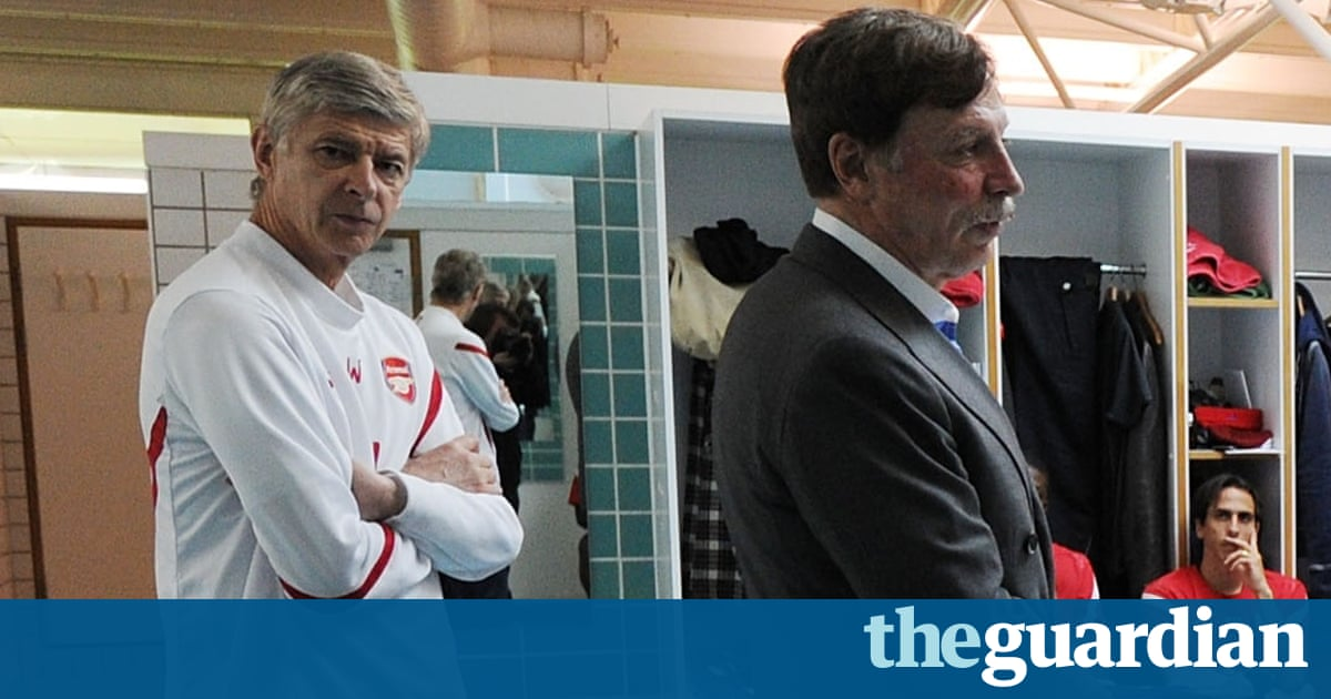 Stan Kroenke's relationship with Arsène Wenger looks too ...