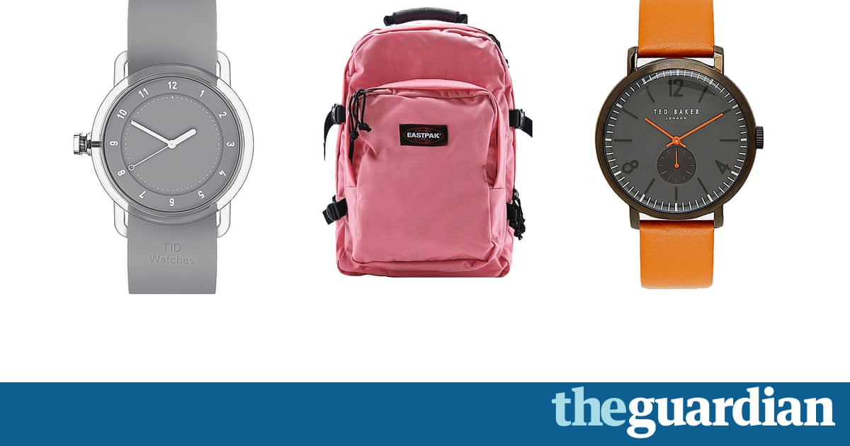 Accessorise this: the best men's bags and watches – in pictures
