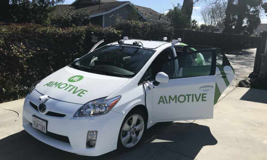 AImotive's driverless technology relies on regular cameras combined with artificial intelligence.