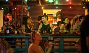Spiderhouse Bar, Austin
