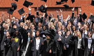 University of Birmingham graduation